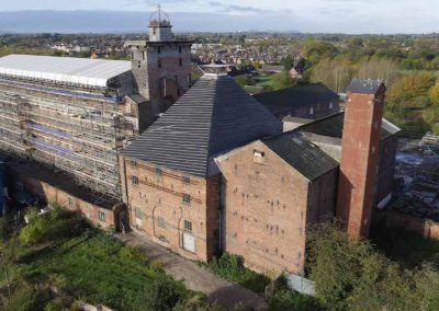 Shrewsbury Flax Mill