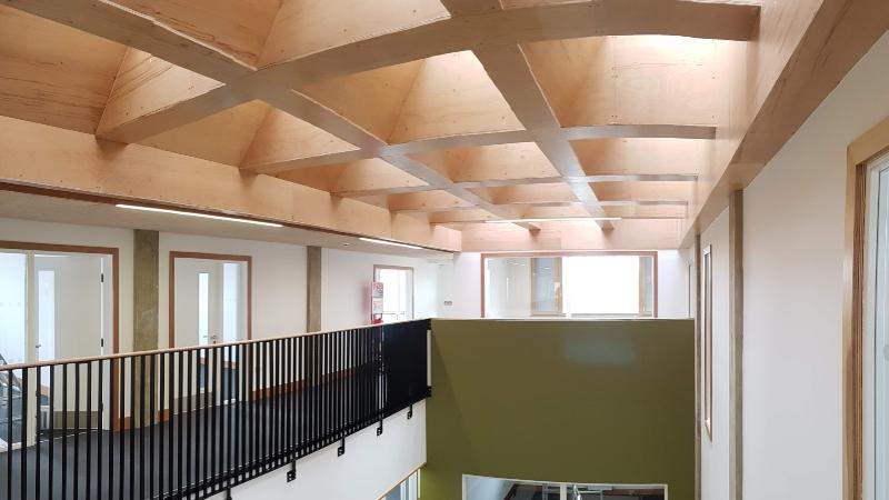 Eco Business Centre Ceiling