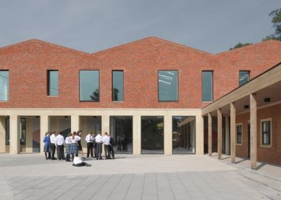 Hazlegrove School, New Learning Centre