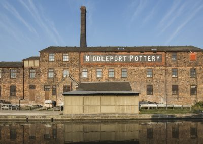 Middleport Pottery