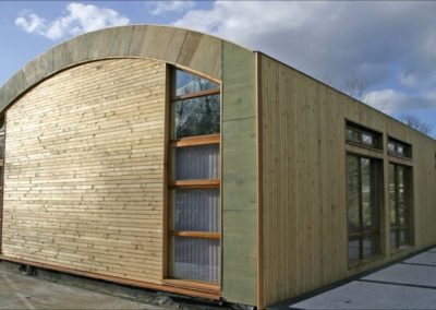 Torfaen Eco Building